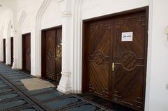 Mezquita magnífica en Salalah, Omán Fotografía de archivo