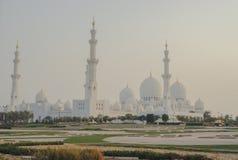 Mezquita magnífica imagenes de archivo