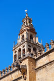 Mezquita Mosque Cathedral tower - Cordoba Spain Royalty Free Stock Photos
