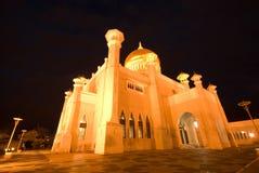 Mezquita musulmán Imagen de archivo libre de regalías