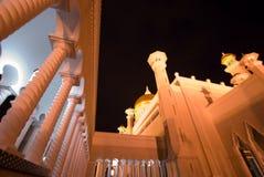 Mezquita musulmán Foto de archivo libre de regalías