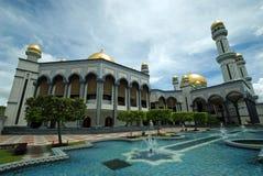 Mezquita musulmán Fotos de archivo libres de regalías