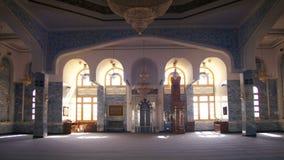 Mezquita musulmán en Egipto almacen de video