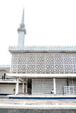 Mezquita nacional de Malasia, Kuala Lumpur Imagen de archivo