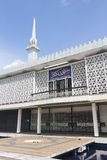 Mezquita nacional en Kuala Lumpur, Malasia - serie 3 Fotografía de archivo