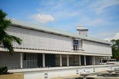 Mezquita nacional, Kuala Lumpur, Malasia Imagenes de archivo
