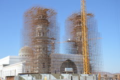 Mezquita omaní Fotos de archivo libres de regalías