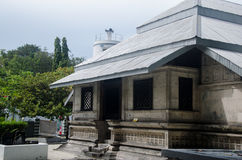 Mezquita santa Imagen de archivo libre de regalías