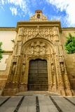 The Mezquita Spanish for mosque of Cordoba in Andalucia, Spain stock images