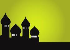 Mezquita - vector stock de ilustración
