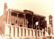 Mezquita vieja 1962 de Samarkand Hazrat Xizr Foto de archivo libre de regalías