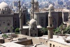 Mezquita vieja en El Cairo Fotografía de archivo