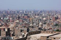 Mezquita vieja en El Cairo foto de archivo