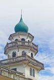 Mezquita vieja (iglesia del Islam) en Tailandia Foto de archivo