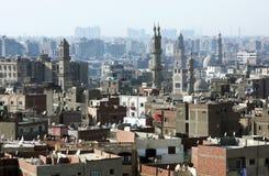 Mezquitas viejas en El Cairo fotografía de archivo libre de regalías