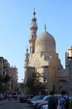 Mezquitas viejas en El Cairo foto de archivo libre de regalías
