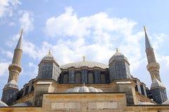 Mezquitas y alminar foto de archivo libre de regalías