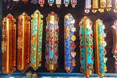Mezuza-Verkauf Lizenzfreies Stockbild