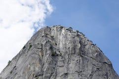 Mezza cupola della sommità nel parco nazionale di Yosemite Fotografie Stock