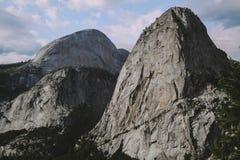 Mezza cupola di Yosemite Fotografie Stock Libere da Diritti