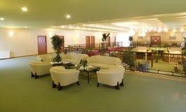 Mezzanine lobby Royalty Free Stock Image