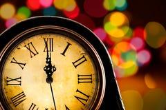 Mezzanotte Immagini Stock