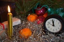 Mezzanotte Immagine Stock