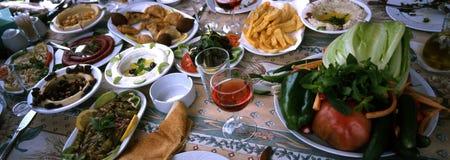 Mezze-Liban Fotografia Stock
