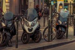 Mezzi di Bruxelles di trasporto Fotografia Stock