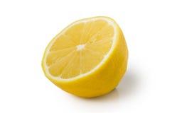 Mezzo limone Fotografie Stock Libere da Diritti