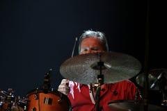 Mezzoforte concert in Hungary Stock Photography