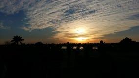 Mezzogiorno all'Egitto fotografia stock libera da diritti
