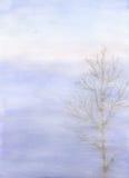 mgła royalty ilustracja