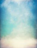 Textured mgła z gradientem ilustracja wektor