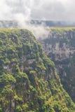 Mgła nakrywkowy jar zdjęcia royalty free