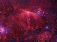 mgławice przestrzeni Obrazy Royalty Free