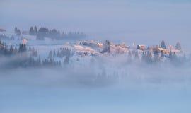 mgły mgły Zdjęcia Royalty Free