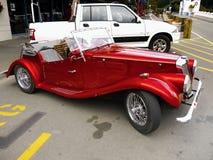 MG, винтажные автомобили, автомобили спорт Стоковое фото RF