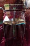 MG 1952 красного цвета TD Стоковая Фотография