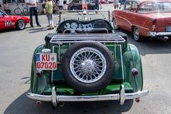 MG - Старый таймер Стоковая Фотография RF