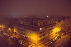 mgła zdjęcie stock