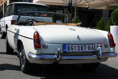 MG 1969 MGC Royalty Free Stock Image