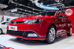MG6 Fotografie Stock