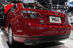 MG6 Stockbilder