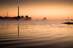 mgła obraz stock