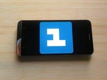 1mg app στοκ φωτογραφία με δικαίωμα ελεύθερης χρήσης