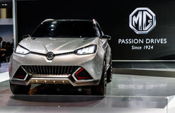 MG CS Concept car. Royalty Free Stock Photography
