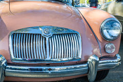 MG Grill Royalty Free Stock Images