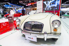MG MGA car Royalty Free Stock Photography