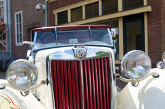 MG oldtimer Royalty Free Stock Image